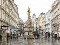 KORONAVÍRUS v Rakúsku: Viedeň ukončí tvrdý lockdown 3. mája, otvoria sa obchody a služby