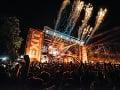 Srbský EXIT festival v