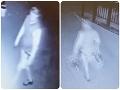 VIDEO krádeže v Bratislave! Zlodeja hľadá polícia, do budovy vošiel cez pootvorené okno