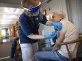 Očkovanie proti koronavírusu vo Švédsku