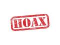 Ďalší HOAX: Nie je