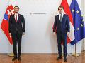 Heger vo Viedni diskutoval s Kurzom: Hovorili o opatreniach na hraniciach i jadrovej energii