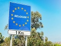 KORONAVÍRUS Zmeny na hraniciach: Pri ceste do Belgicka už nie je potrebný test ani karanténa