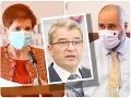 Šéf výboru má toho dosť a musel prehovoriť: Konflikt medzi Linhartom a Halgašovou má hlbšie korene!