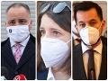 Šeliga, Žitňanská a Droba čelia škandálu na demisiu! Porušenie nariadení: Prichytení pri nočnej žúrke