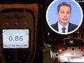 VIEME PRVÍ Moderátor Dolinský skončil za mrežami: Alkohol za volantom… Nafúkal 1,7 promile!