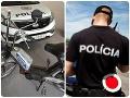 Trnavskí policajti neverili vlastným očiam: Babetou brázdil obec bez prilby, vodičáku a na mol