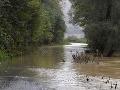 SHMÚ varuje: Pre tento okres platí hydrologická výstraha pred povodňou