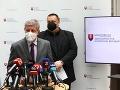 VIDEO Aktuálna epidemiologická situácia: Minister zdravotníctva a Mikas oznámili nové opatrenia!