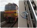 Hrôza pri Šali! Muža (†34) s bicyklom zrazil prichádzajúci vlak: FOTO kvôli slúchadlám ho asi nepočul