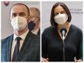 Kolíková poslancov OĽaNO nepresvedčila: Závažné skutočnosti! SaS stojí za ministerkou