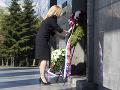 Deň víťazstva nad fašizmom: NAŽIVO Lídri si uctili obete vojny! Smer obvinil koalíciu z obludnej rusofóbie
