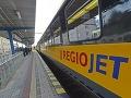 Zrušenie súťaže na trať BA – Komárno predstavuje podľa RegioJetu stratu dôvery