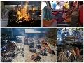 KORONAVÍRUS Katastrofa v Indii
