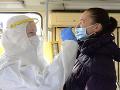KORONAVÍRUS Myjava je jedným z dvoch okresov v bordovej farbe: Naďalej budú testovať