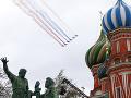 VIDEO V Moskve sa konala vojenská prehliadka! Putin zdôraznil: Rusko bude vždy hájiť túto vec
