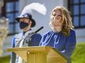 Prichytená prezidentka! Takto ste Zuzanu Čaputovú ešte nevideli: Aha, čo si obliekla na prechádzku do vinohradov