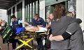 VIDEO Krvavý útok v novozélendskom supermarkete: Útočník pobodal päť ľudí
