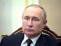 Putin označil zatknutie Medvedčuka na Ukrajine za politické čistky