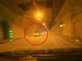 Vodič v Česku presvišťal tunelom obrovskou rýchlosťou: VIDEO Policajtom uviedol nehanebný dôvod!