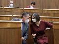 Kolíková ustála ODVOLÁVANIE: Ostáva na čele rezortu! Z radov opozície sa po búrlivej debate a hlasovaní ozval krik