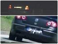 Prešovskí vodiči doplatili na pirátske jazdy: FOTO Vyčíňanie ženy za volantom je extrém!