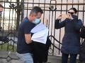 Generálny prokurátor zrušil časť obvinení exsudcu Richarda Molnára