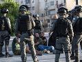 Polícia v Izraeli