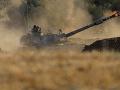 Izraelská armáda na okraji Pásma Gazy