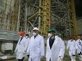 Po dlhých rokoch sa vrátili do Černobyľu experti: Budú merať radiáciu okolo jadrovej elektrárne
