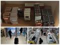 Preboha, čo s tým chcel robiť? Čech (34) na FOTO sa nešikovne snažil ukradnúť 350 balení kondómov!