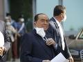 bývalý taliansky premiér Silvio