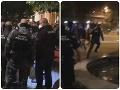 KORONAVÍRUS Prvé uvoľnenie opatrení a mladí sa neudržali: ÚTOK na políciu a naháňačka v centre Bratislavy
