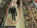 Polícia žiada o pomoc so stotožnením muža: Dopustil sa krádeže a zaútočil na strážnika