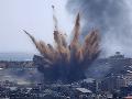 Pásmo Gazy muselo pozastaviť