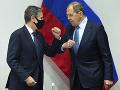 Šéfovia diplomacií USA a Ruska opäť spoločne rokovali: Vyzvali na vzájomnú spoluprácu