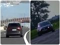 Autentické VIDEO pirátskej jazdy na D1: Hral sa na pilota F1? Trest neminul ani vodiča Golfu