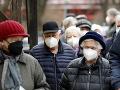 KORONAVÍRUS V Rusku pribudlo najviac infikovaných od 13. februára