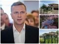 Kučera napodobnil Matoviča: FOTO Luxusná vila nemá kolaudáciu a aj tak sa tam nasťahoval, riskuje pokutu!