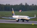Správa o bombe na palube prišla údajne od Hamasu: Kapitán Ryanairu sa sám rozhodol pristáť