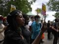 Hrôza v Británii: VIDEO Aktivistka (27), ktorá bojuje proti rasizmu, skončila so strelou v hlave!