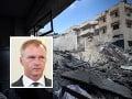 Slovenský veľvyslanec v Izraeli: Kvôli raketovému útoku sme sa museli ukryť! Život sa však vracia do normálu