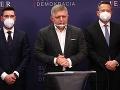 Fico zverejnil správu: Má dokazovať manipulovanie vyšetrovania Dušana Kováčika
