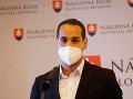 VIDEO Herák sa vzdáva mandátu poslanca, obvinenia odmieta: OĽANO tento krok považuje za správne riešenie