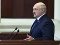 VIDEO Lukašenko prehovoril o zadržaní novinára: Hrozba Západu! Chytajte si migrantov sami