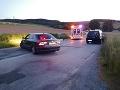 FOTO Tragická dopravná nehoda: Zrážku s autom pri Lemešanoch neprežil cyklista