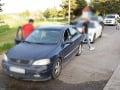 Policajti sa nestačili čudovať: Opitý Gruzínec vyčíňal za volantom, v krvi mal vyše 1,5 promile