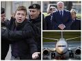Šokujúce zistenia o nútenom pristátí lietadla v Bielorusku: Toto na Lukašenkovej verzii nesedí!