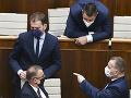 Zverejnenie správy SIS rozdeľuje poslancov: Kollár hovorí o únikoch! Koalícia má strach, opozícia je na hrane