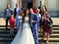 Moderátor Telerána sa oženil: FOTO zo svadby... Aha, aká krásna nevesta!